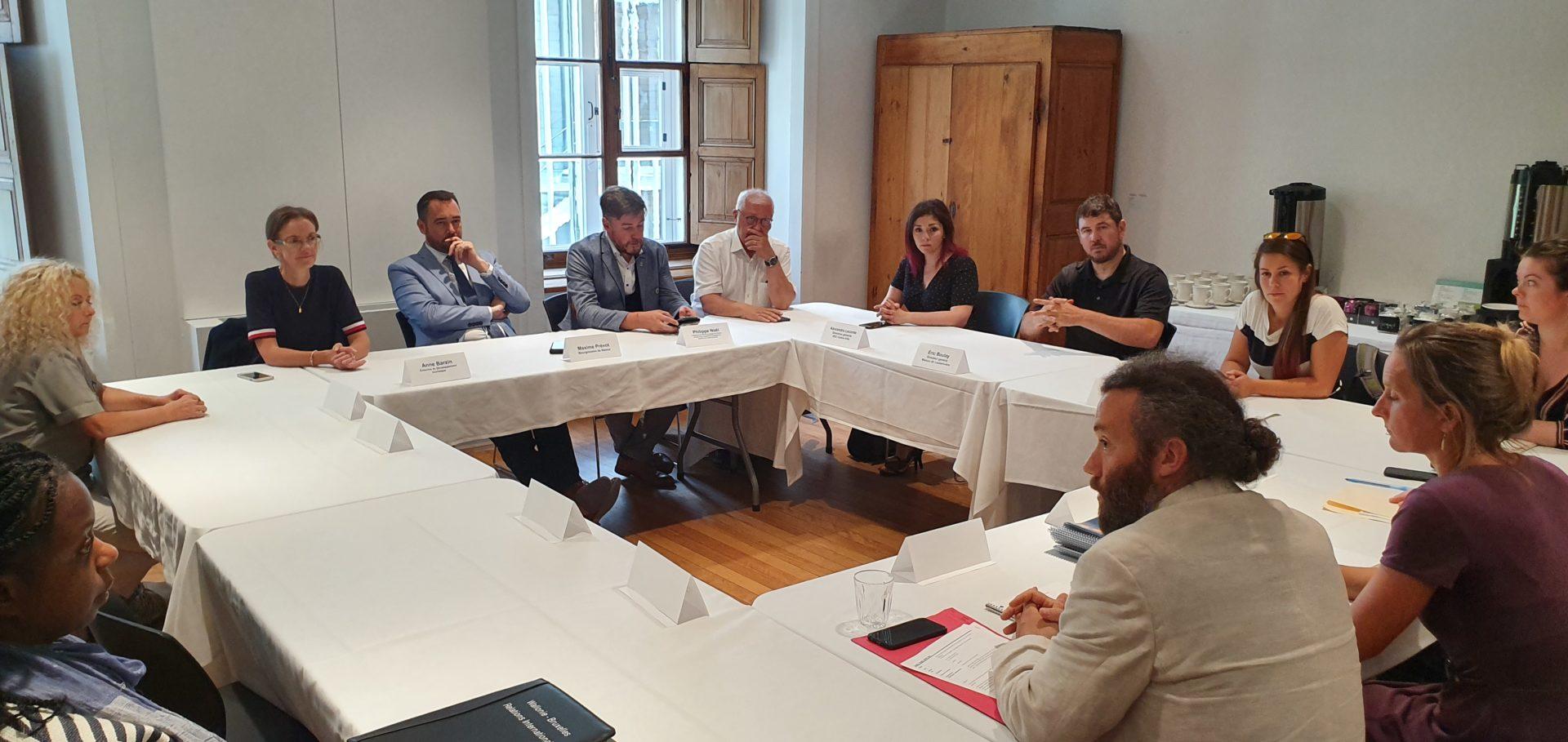 Québec 2020 - rencontres sur l'économie sociale