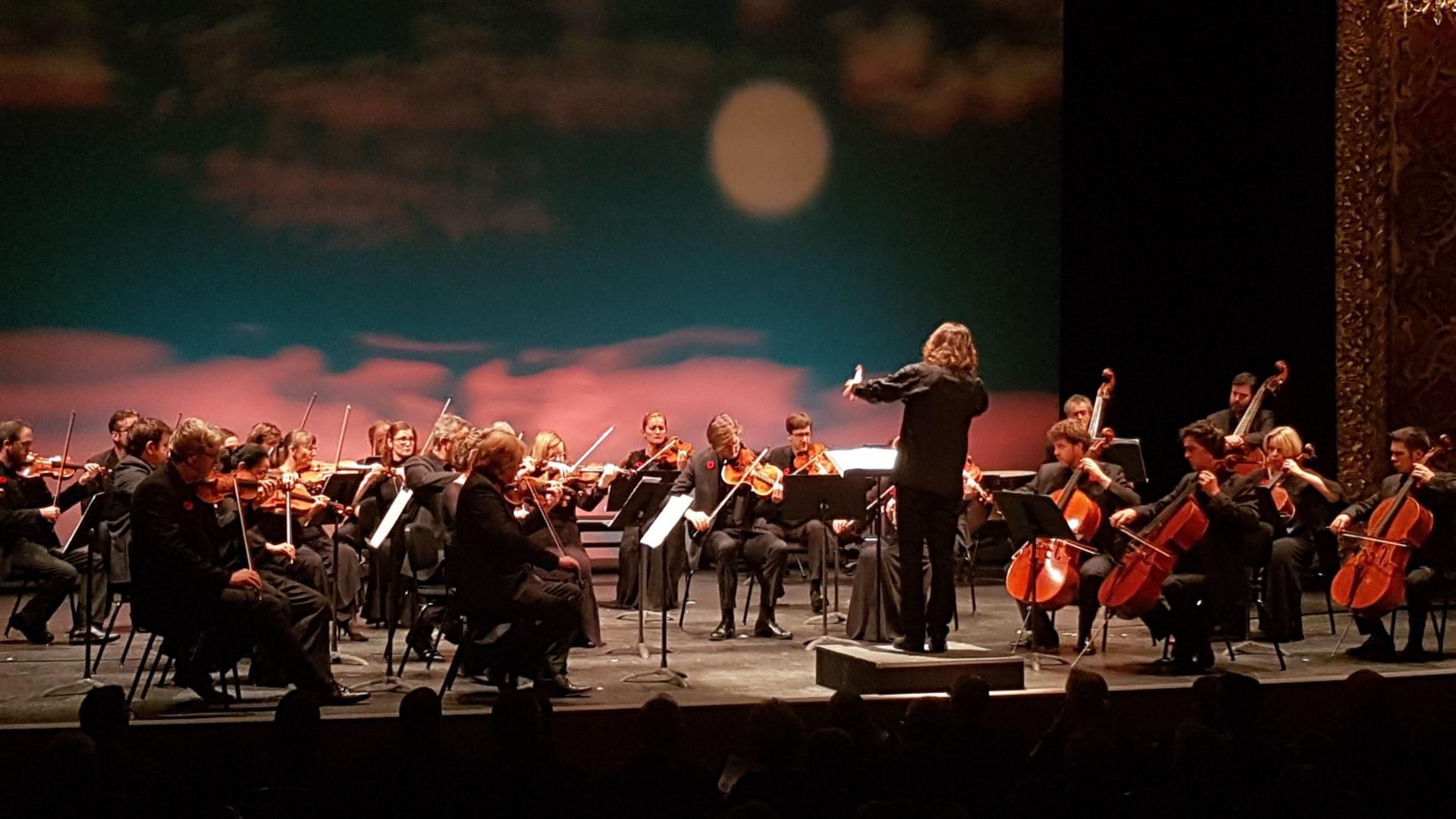 Québec - Les Violons du Roy à Namur en novembre 2018
