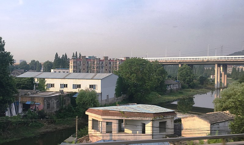 Qixia Panorama